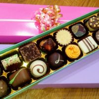 16 chocolate box