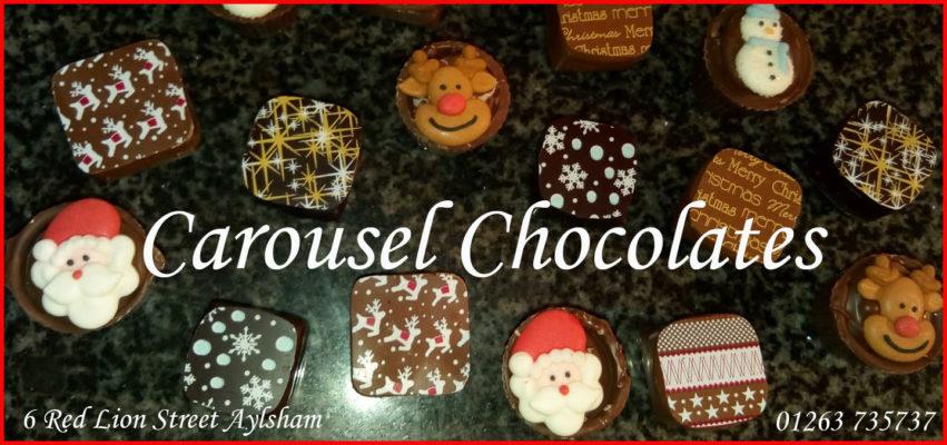 Luxury Chocolates & Norfolk Truffles