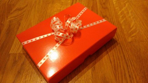 Valentine 12 Chocolate box