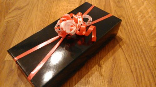 Valentine 8 chocolate box