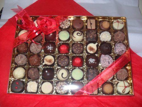 48 Chocolate Box