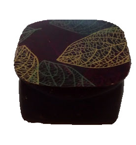 Autumn blueberry chocolate