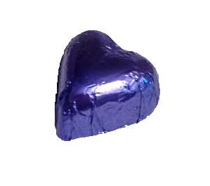 Butterscotch heart