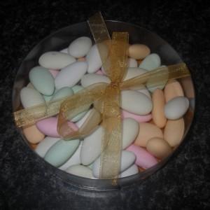 Sugar Almonds