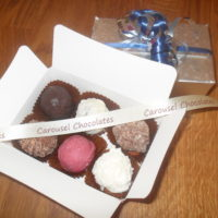 6 Norfolk Truffle Box