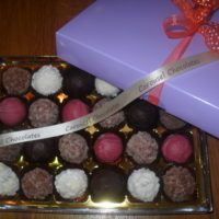 24 Norfolk Truffle Box
