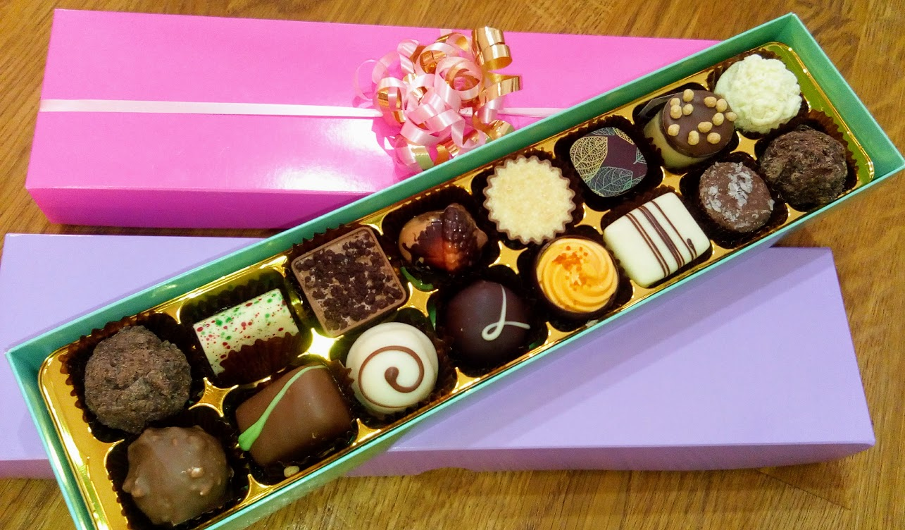 9 of the Best Luxury Chocolate Boxes for gifts or to ... |Luxury Chocolate Box