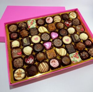 Mothers day 48 chocolate box