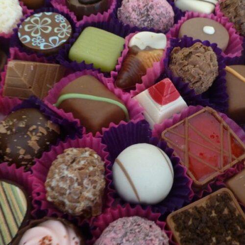 Luxury chocolate & Norfolk Truffles