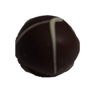 Dark apricot chocolate