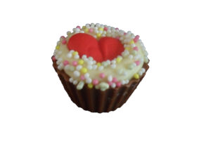 Pimm's chcoolate cupcake