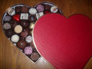Valentine 36 Chocolate Box
