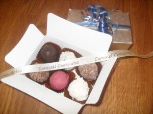 6 Norfolk Truffle Box