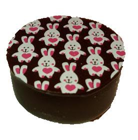 Easter dark caramel