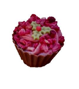 Winter Berries Cupcake