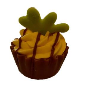 Pineapple cupcake chocolate