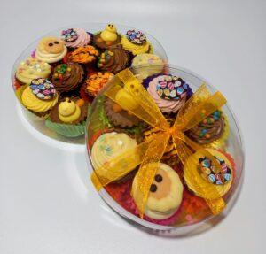 Chocolate Cupcake Chocolates