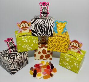 Animal sweet box