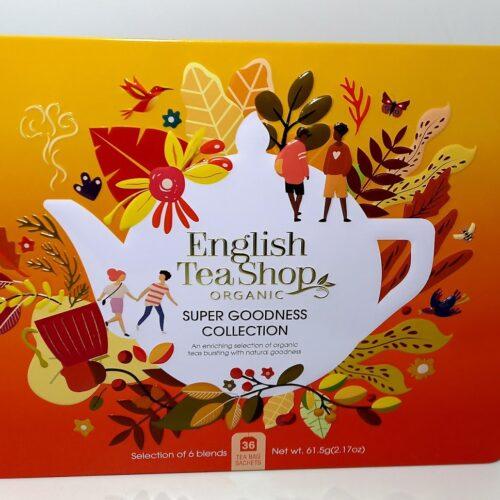The English Tea Shop Super Goodness Gift Tin