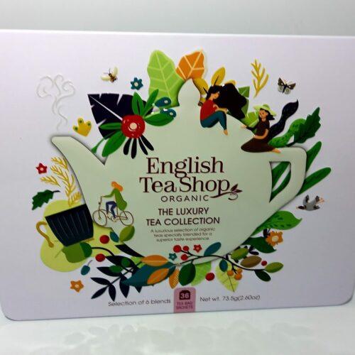 The Englidh Tea Shop Luxury Collection Gift Tin