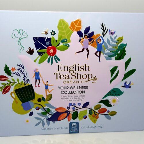 The English Tea Shop Wellness Collection Gift Tin