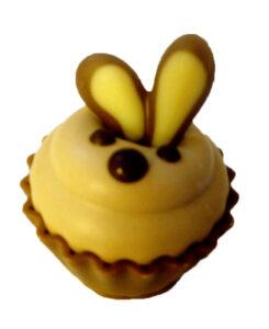 Bunny Chocolate Cupcake