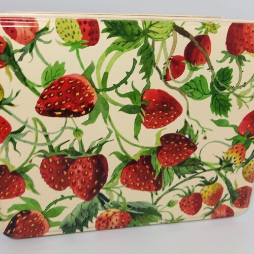 Emma Bridgewater Strawberries Tin