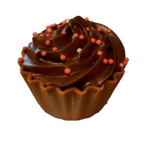 Cola Chocolate Cupcake