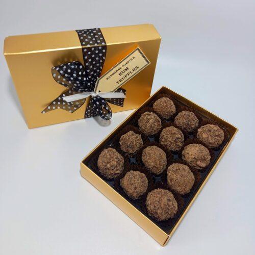 Norfolk RUM Truffles Box
