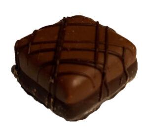 Bruges - Hazelnut praline chocolate