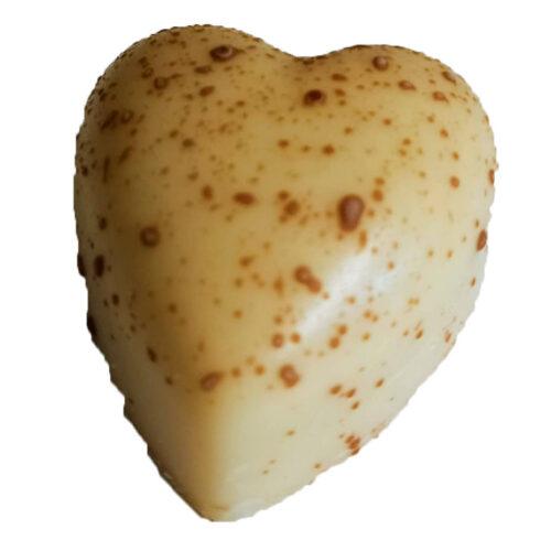 Grapefruit Heart Chocolate