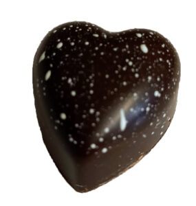 Lime Heart Chocolate