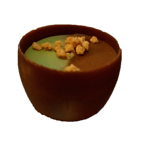 Kitty - Apple and Almond chocolate